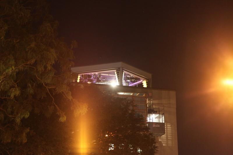 BBC-WM Studio in Kapstadt
