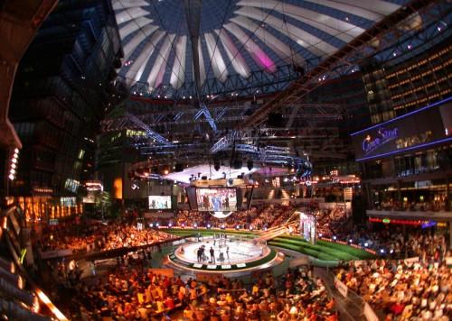 ZDF German Television - FIFA World Cup 2006 Germany - Berlin