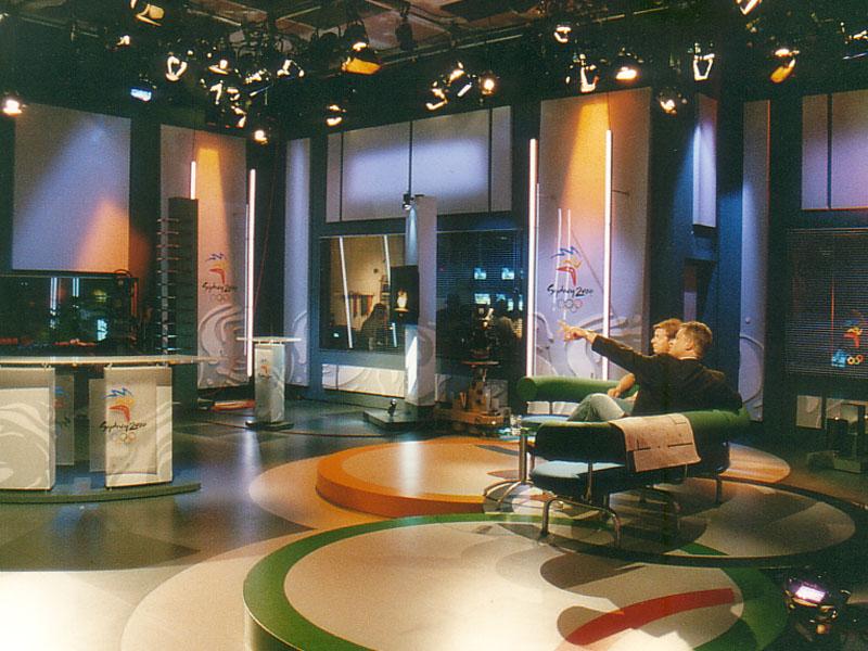 ARD Prime Time Studio im IBC