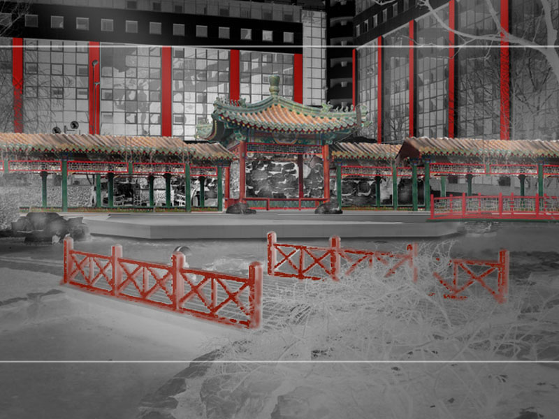 ZDF Garden - Olympia Highlights 3D Visualisierung