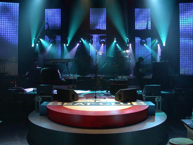 40 Years Beat Club - Bühne 2005 im Aladin in Bremen