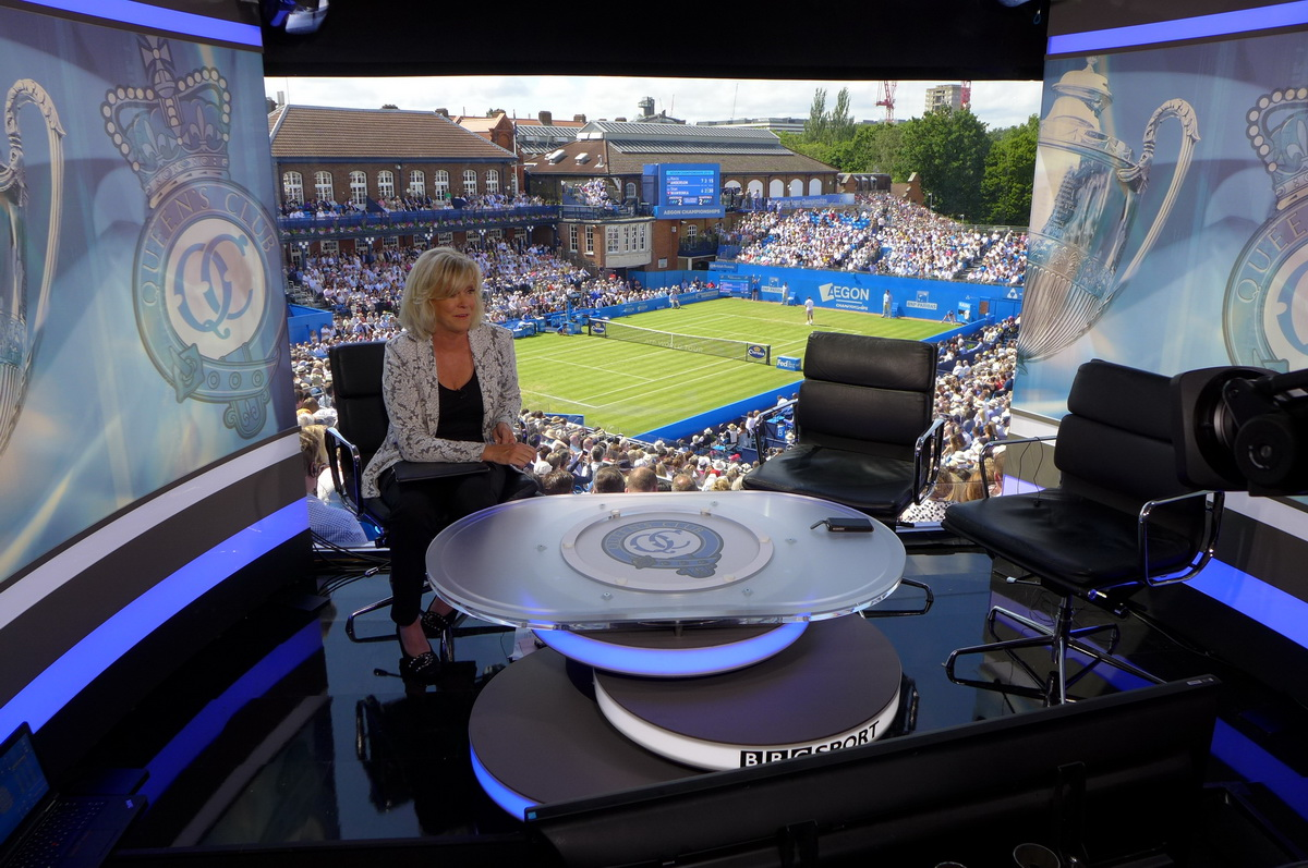BBC Sport - Tennis at Queens