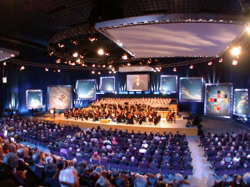 German Unification Day 2006 Ostseehalle Kiel
