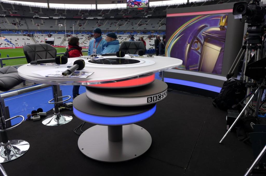BBC Sport - Rugby in Paris