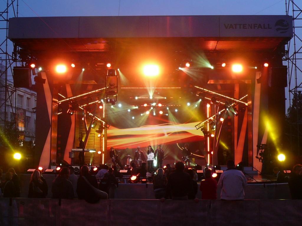 Countdown für Deutschland 2011