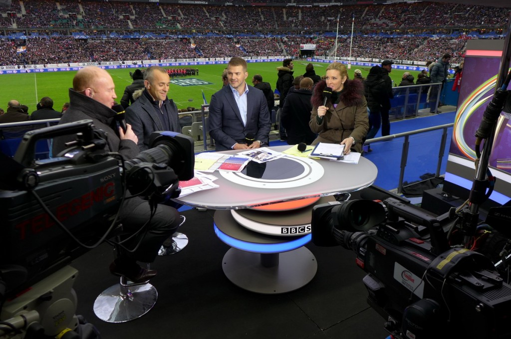 BBC Sport - Rugby in Paris