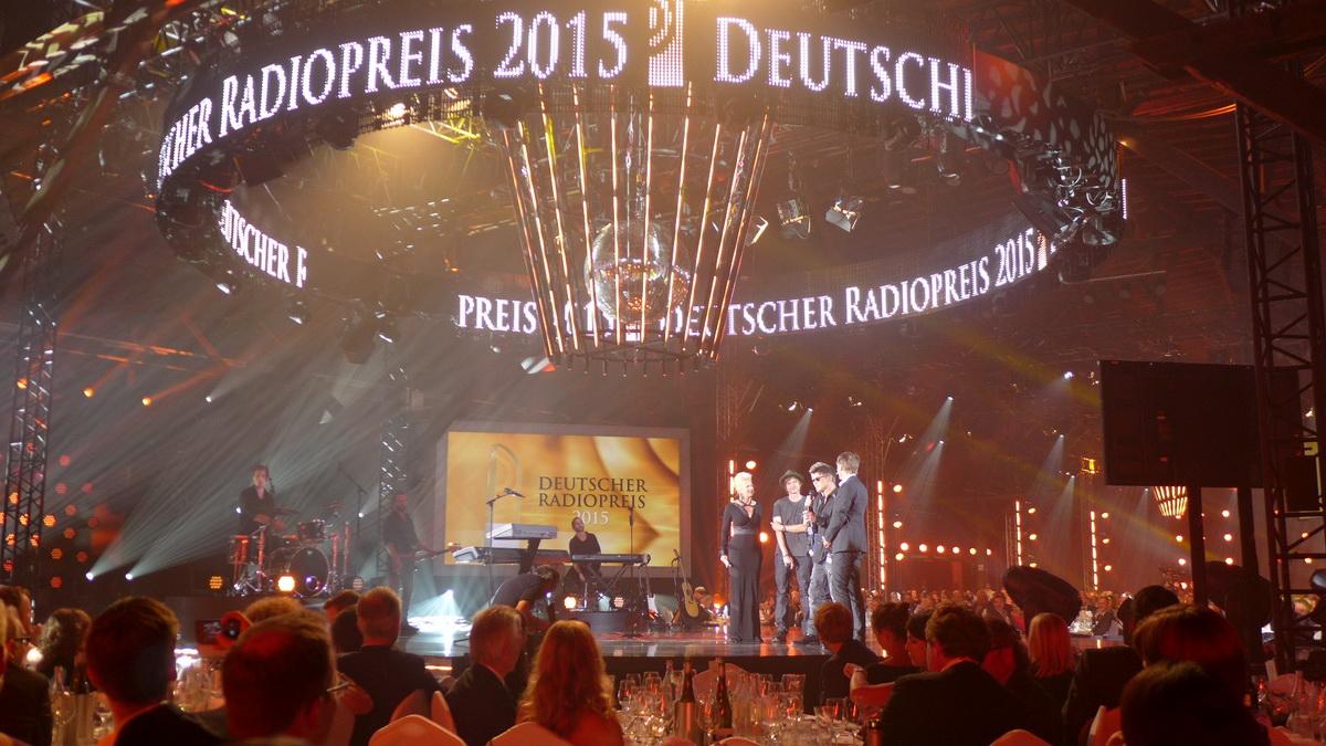 German Radio Award 2015 - A-ha