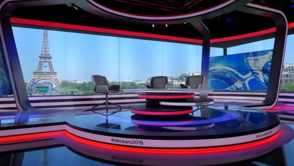 BBC – EURO Studio Paris