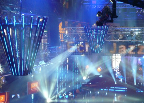 NDR German Television - Echo Jazz Award 2013 - Hamburg