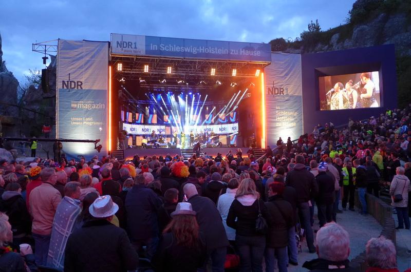 Die Kultnacht am Kalkberg 2014