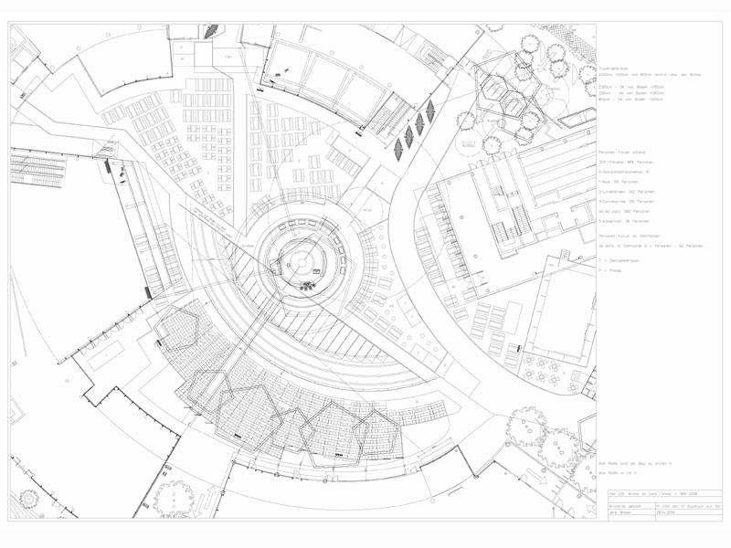 """ZDF Arena"" - Masterplan"