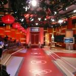 ARD Studio Waldi & Harry im Deutschen Haus - Ballroom A Hotel Kempinski Beijing