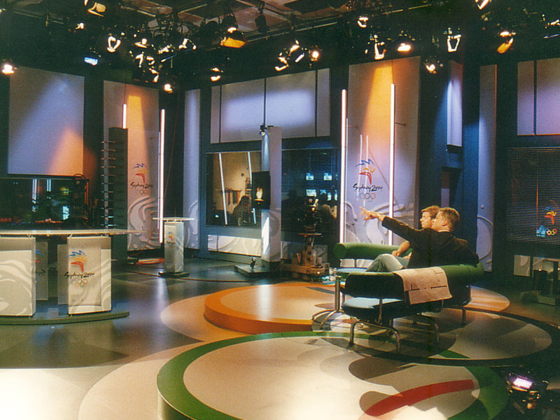 ARD Prime Time Studio at the IBC