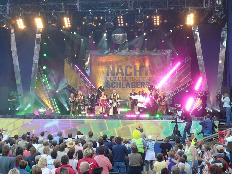 Die Kultnacht am Kalkberg 2008