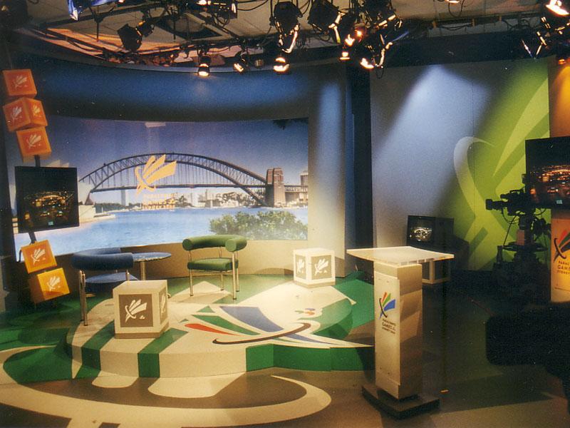 ARD/ZDF Paralympics Studio im MMC