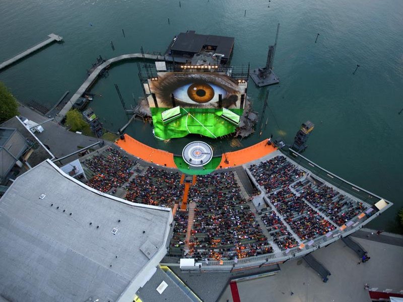 ZDF Arena - at Seebühne Bregenz