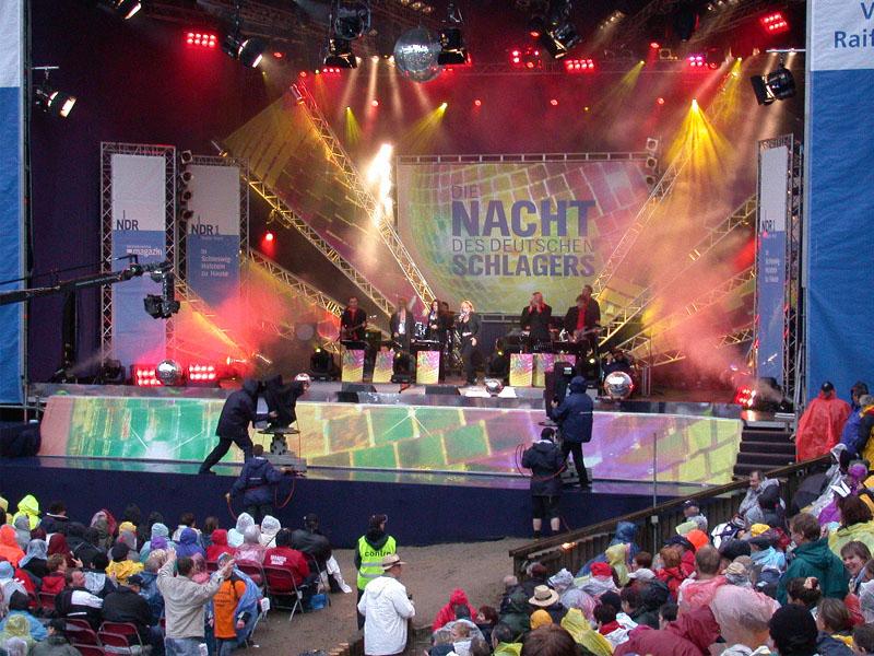 Die Kultnacht am Kalkberg 2005