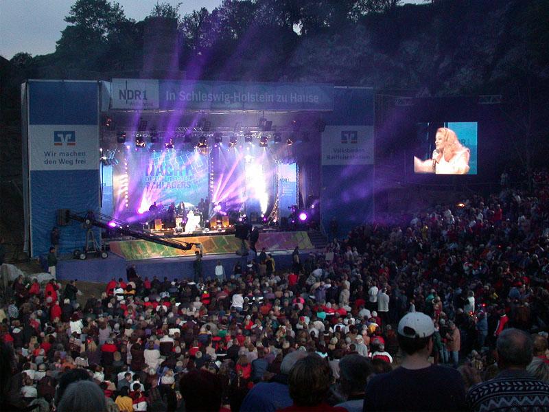Die Kultnacht am Kalkberg 2004