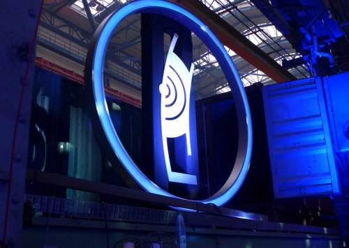 NDR German Television - Echo Jazz Award 2015 - Blohm+Voss Shipyards Hamburg