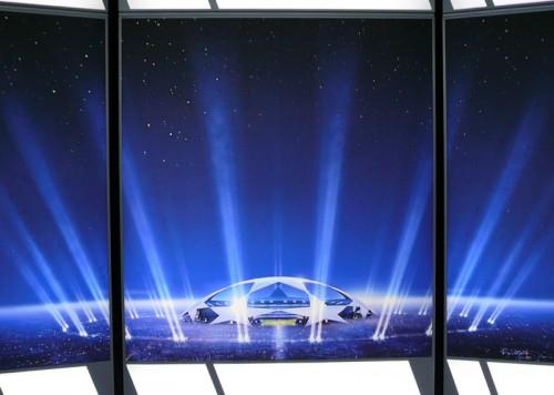 ZDF German Television - UEFA Champions League - 2012-2015
