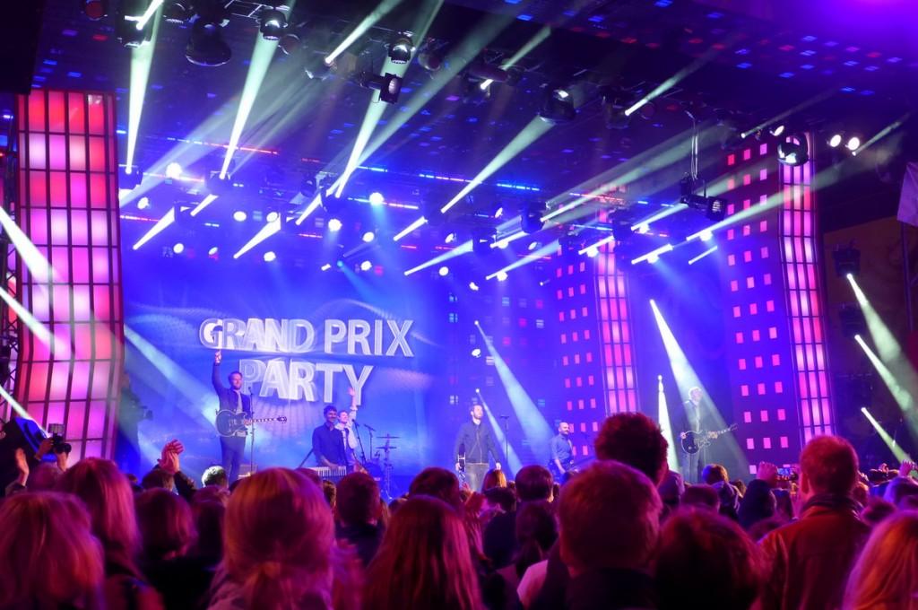 Grand Prix Party 2015
