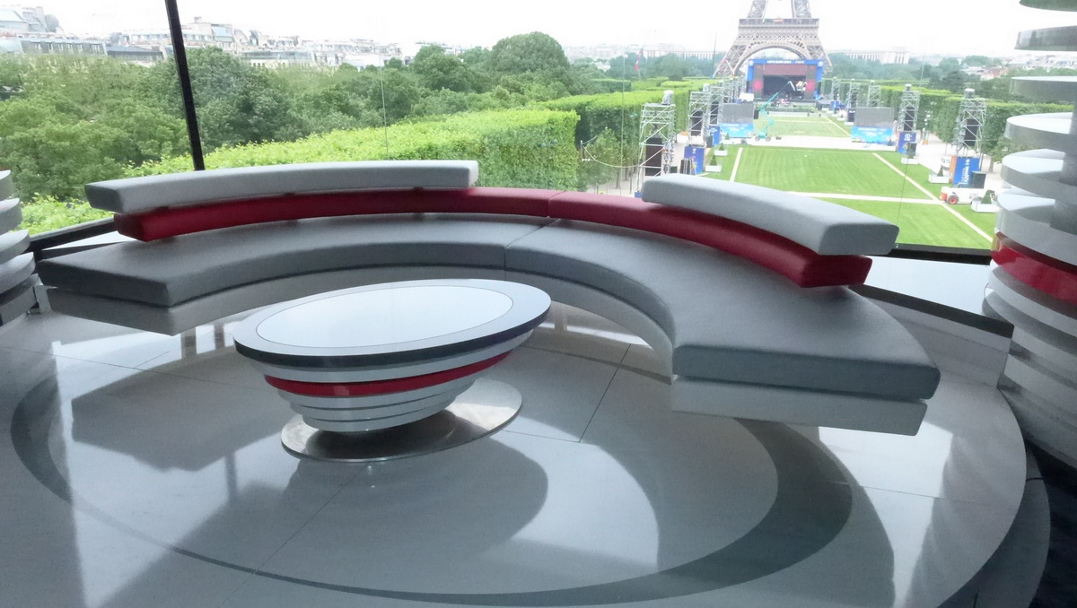 Globo Sport – EURO Studio Paris